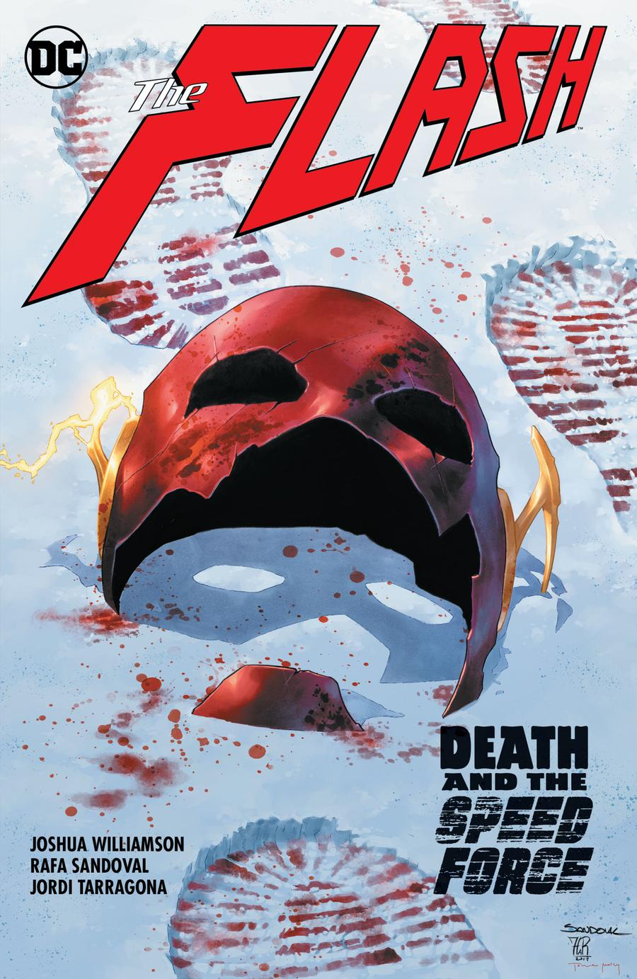 Flash (Rebirth) Vol 12 Death And The Speed Force TP