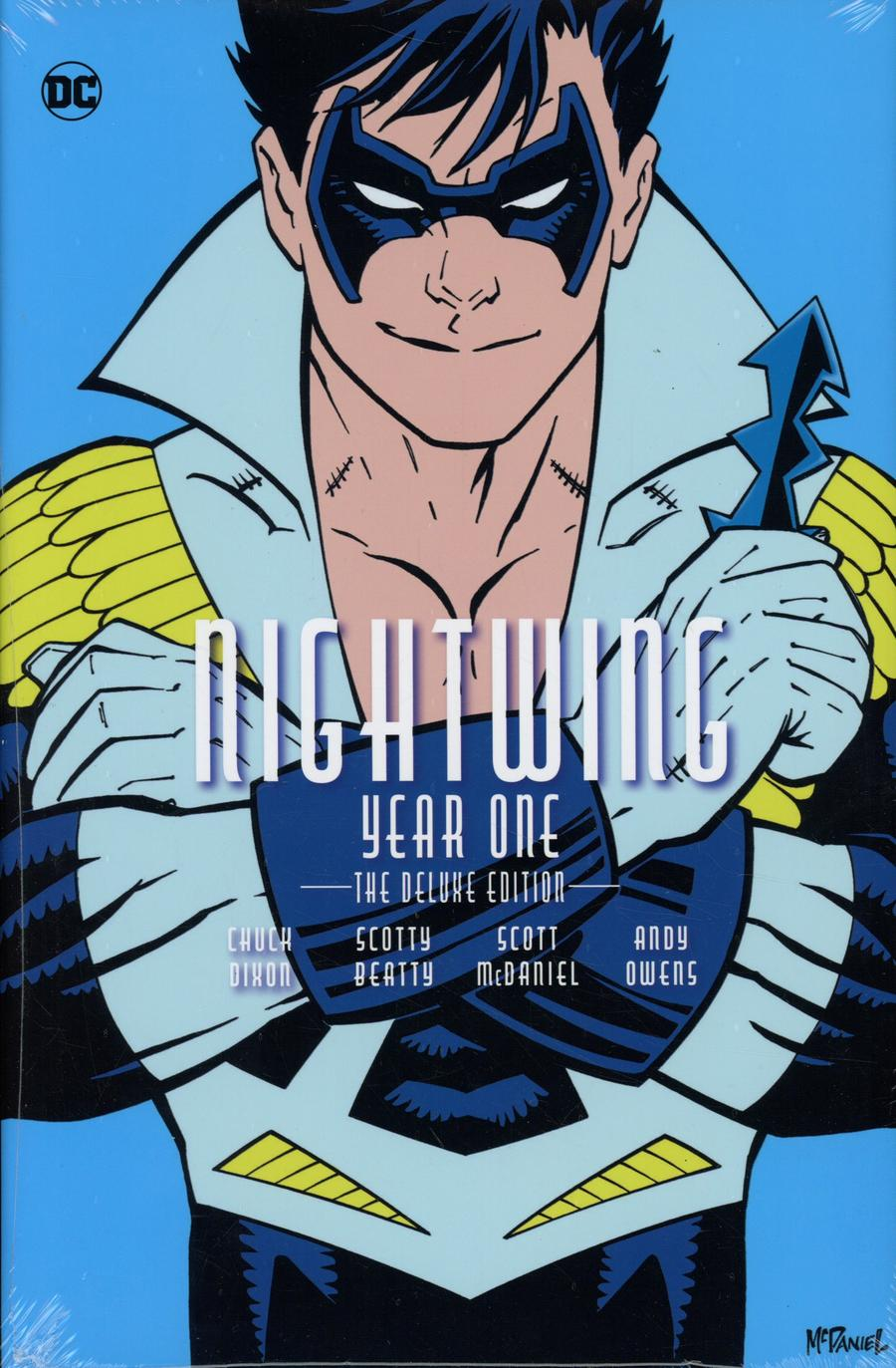 Nightwing Year One Deluxe Edition HC