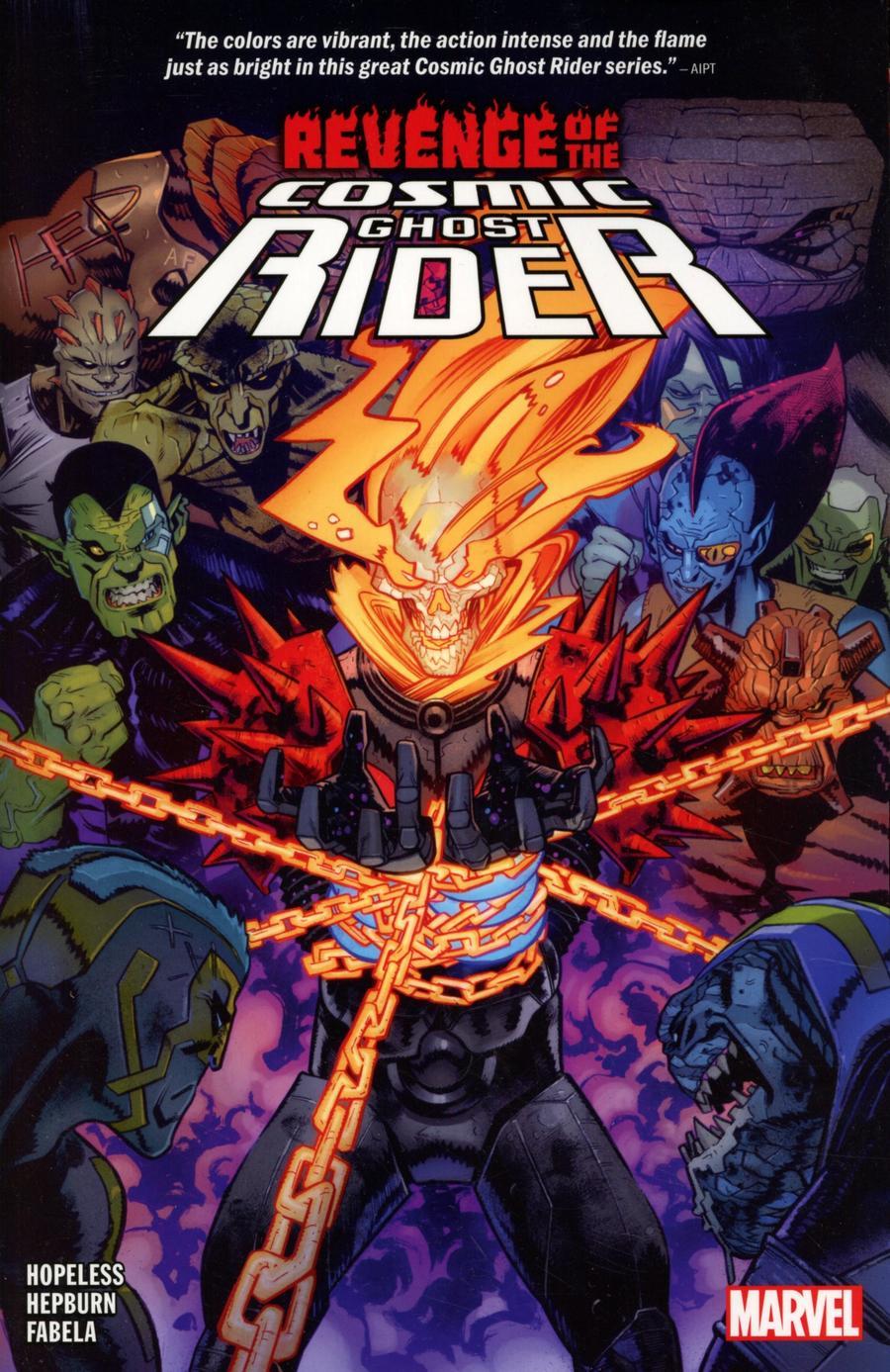 Revenge Of The Cosmic Ghost Rider TP