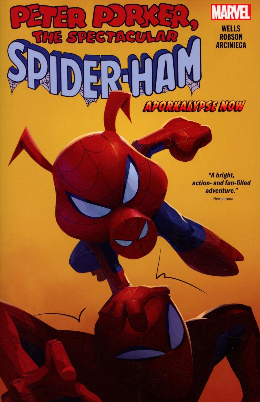 Spider-Ham Aporkalypse Now TP