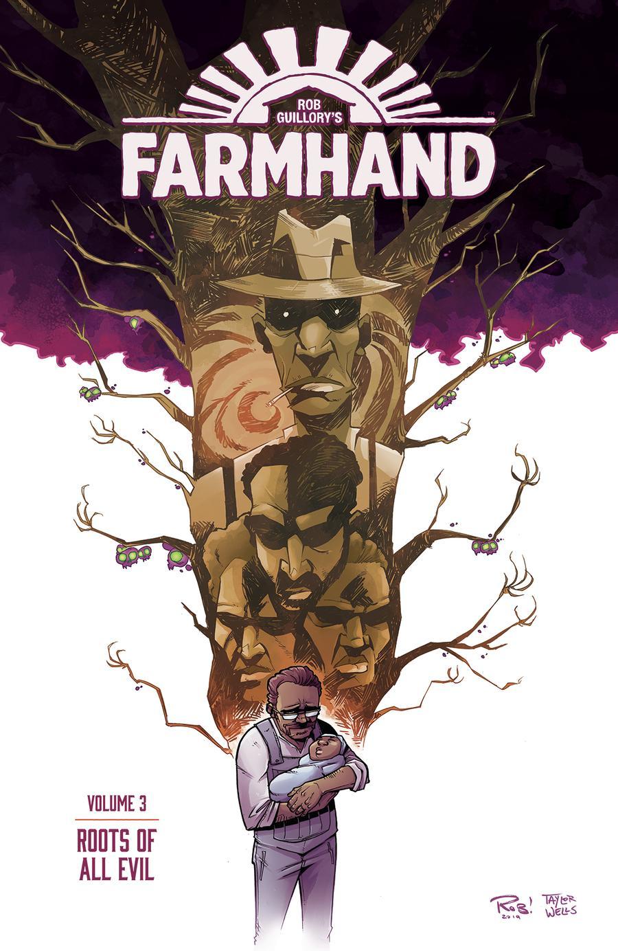 Farmhand Vol 3 Roots Of All Evil TP