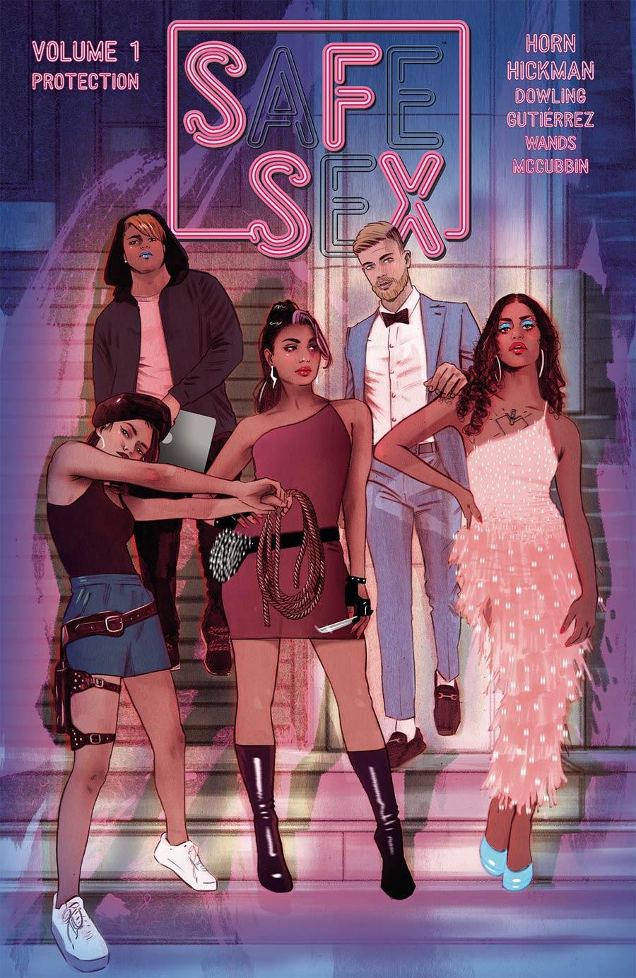 SFSX (Safe Sex) Vol 1 Protection TP