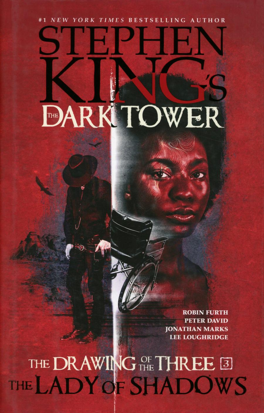 Dark Tower Drawing Of Three Vol 3 Lady Of Shadows HC