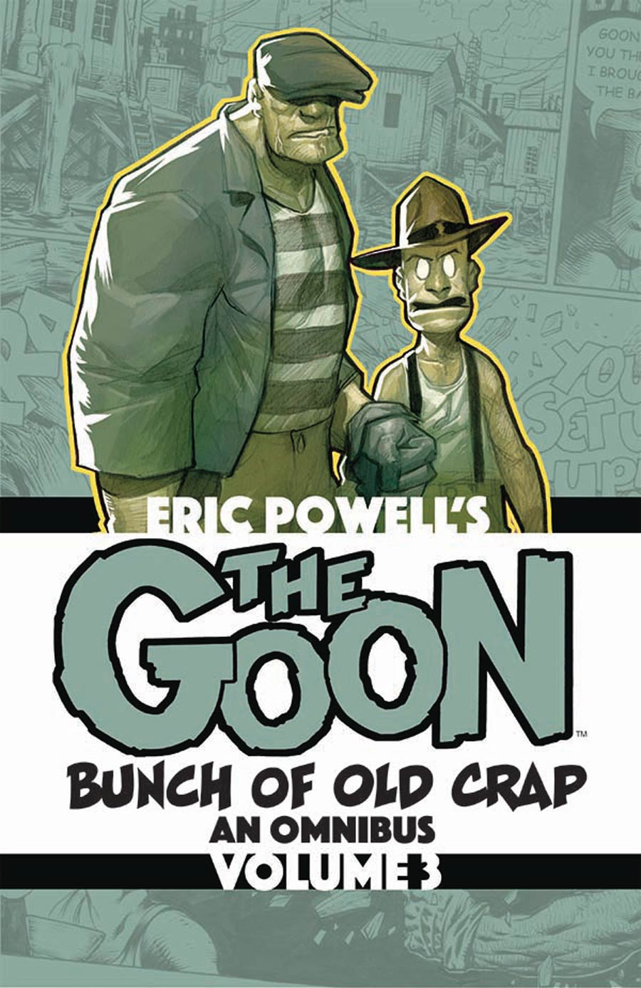 Goon Bunch Of Old Crap An Omnibus Vol 3 TP