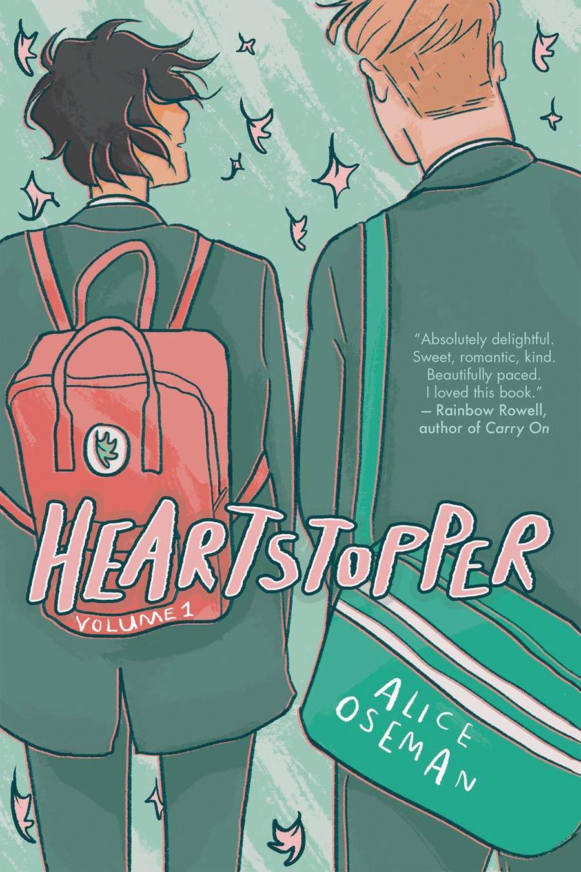 Heartstopper Vol 1 TP
