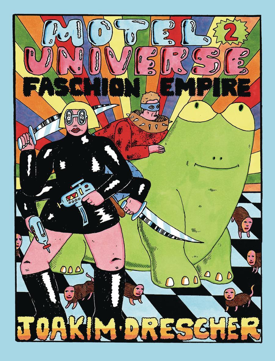 Motel Universe Vol 2 Faschion Empire HC