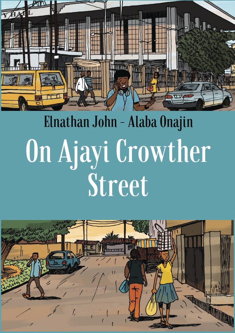 On Ajayi Crowther Street HC