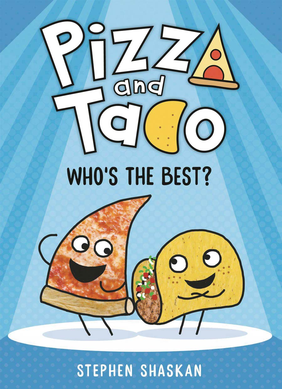 Pizza And Taco Vol 1 Whos The Best TP