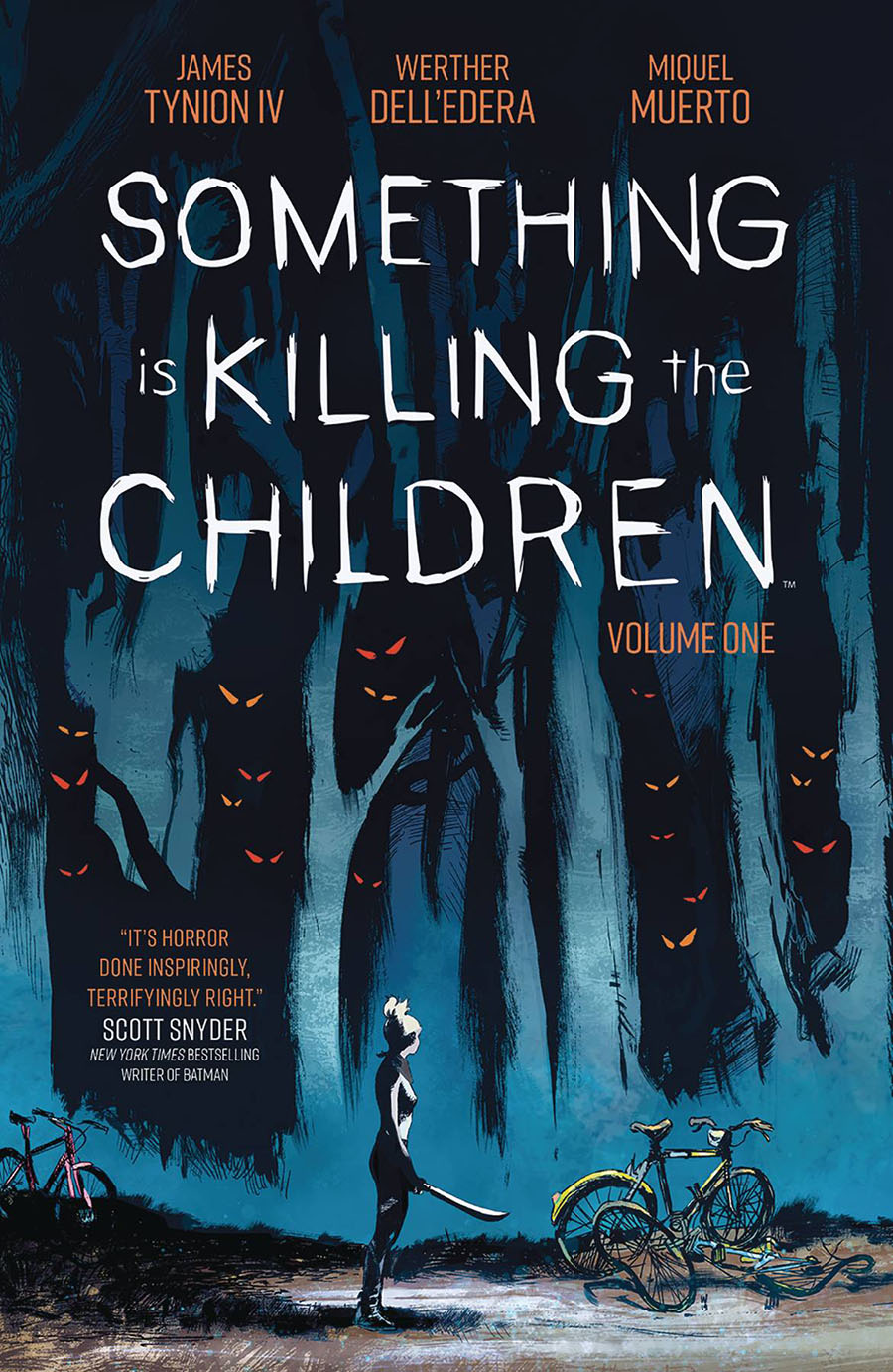 Something Is Killing The Children Vol 1 TP