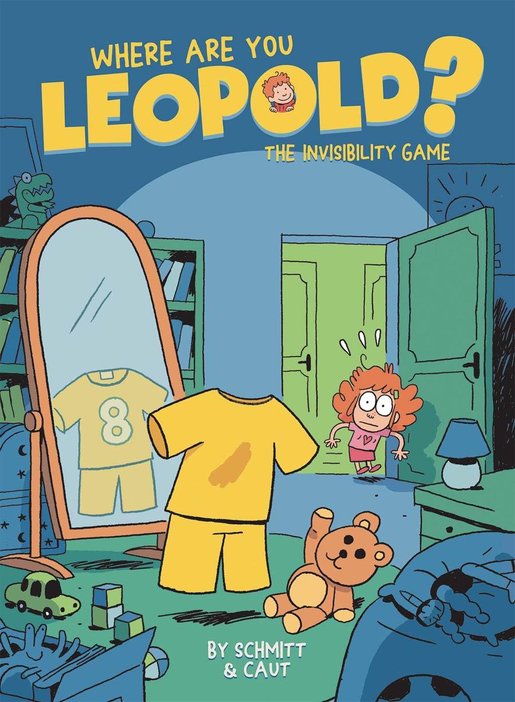 Where Are You Leopold Invisibility Game TP