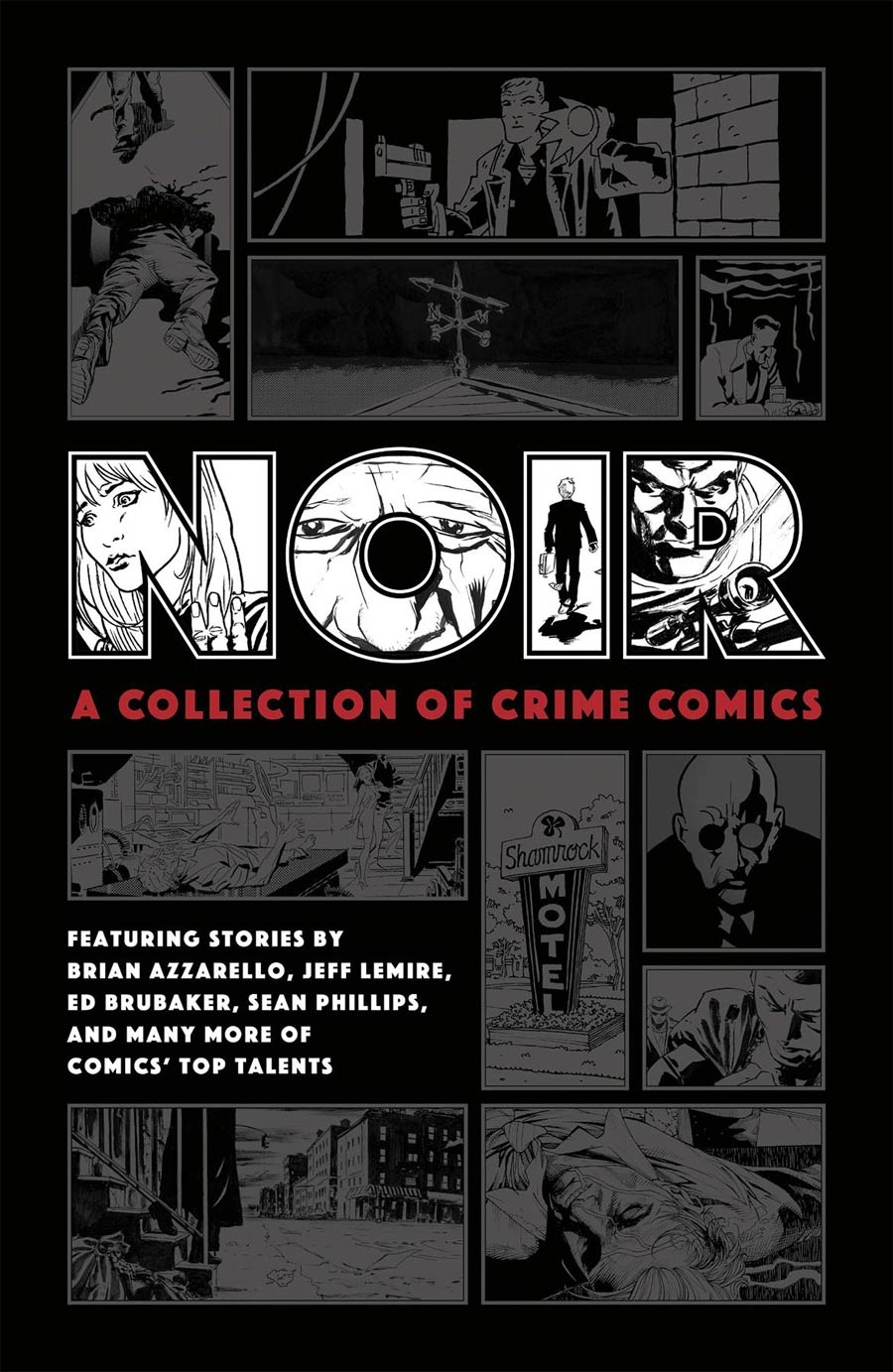 Noir A Collection Of Crime Comics HC