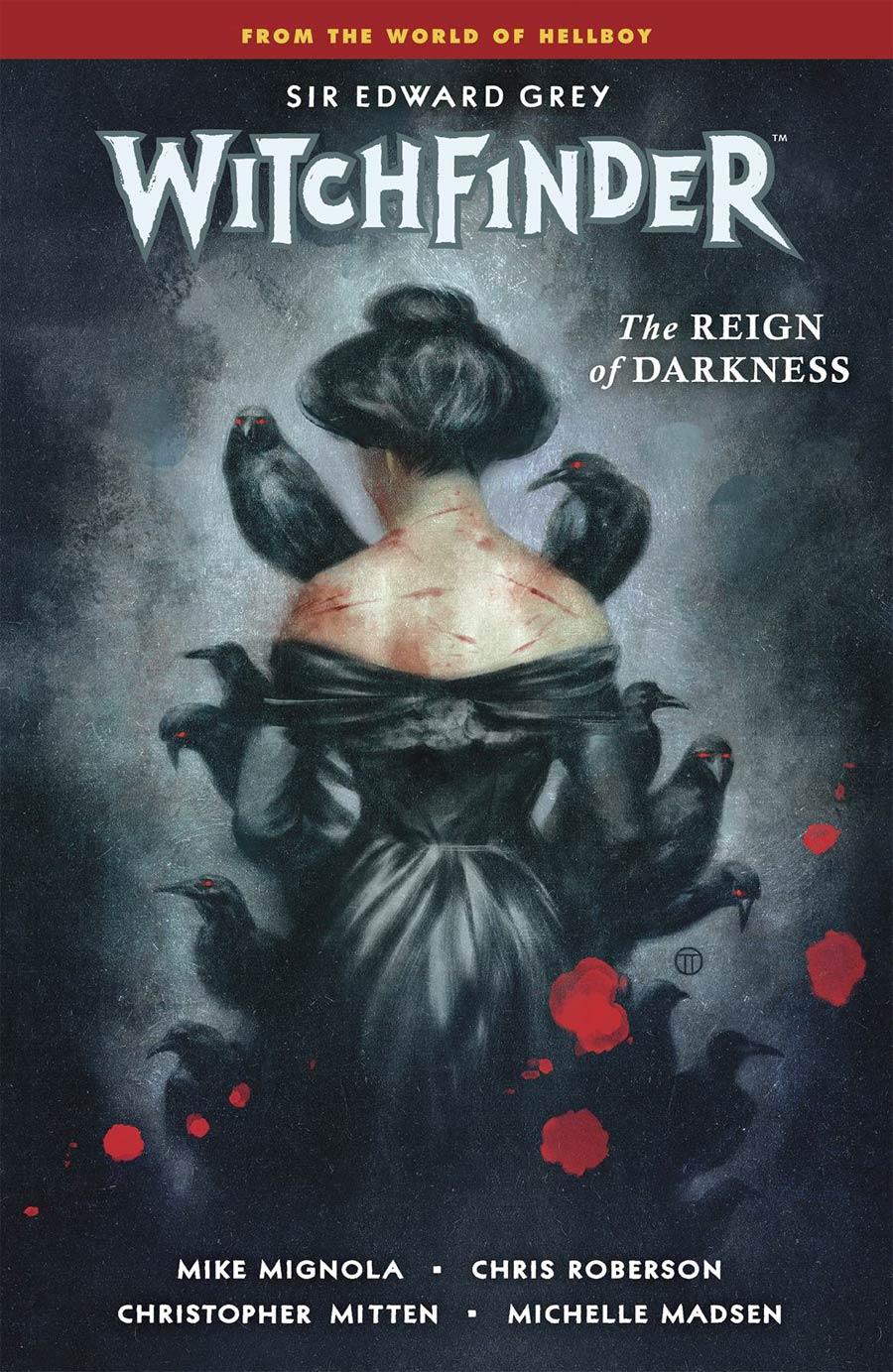 Witchfinder Vol 6 Rein Of Darkness TP