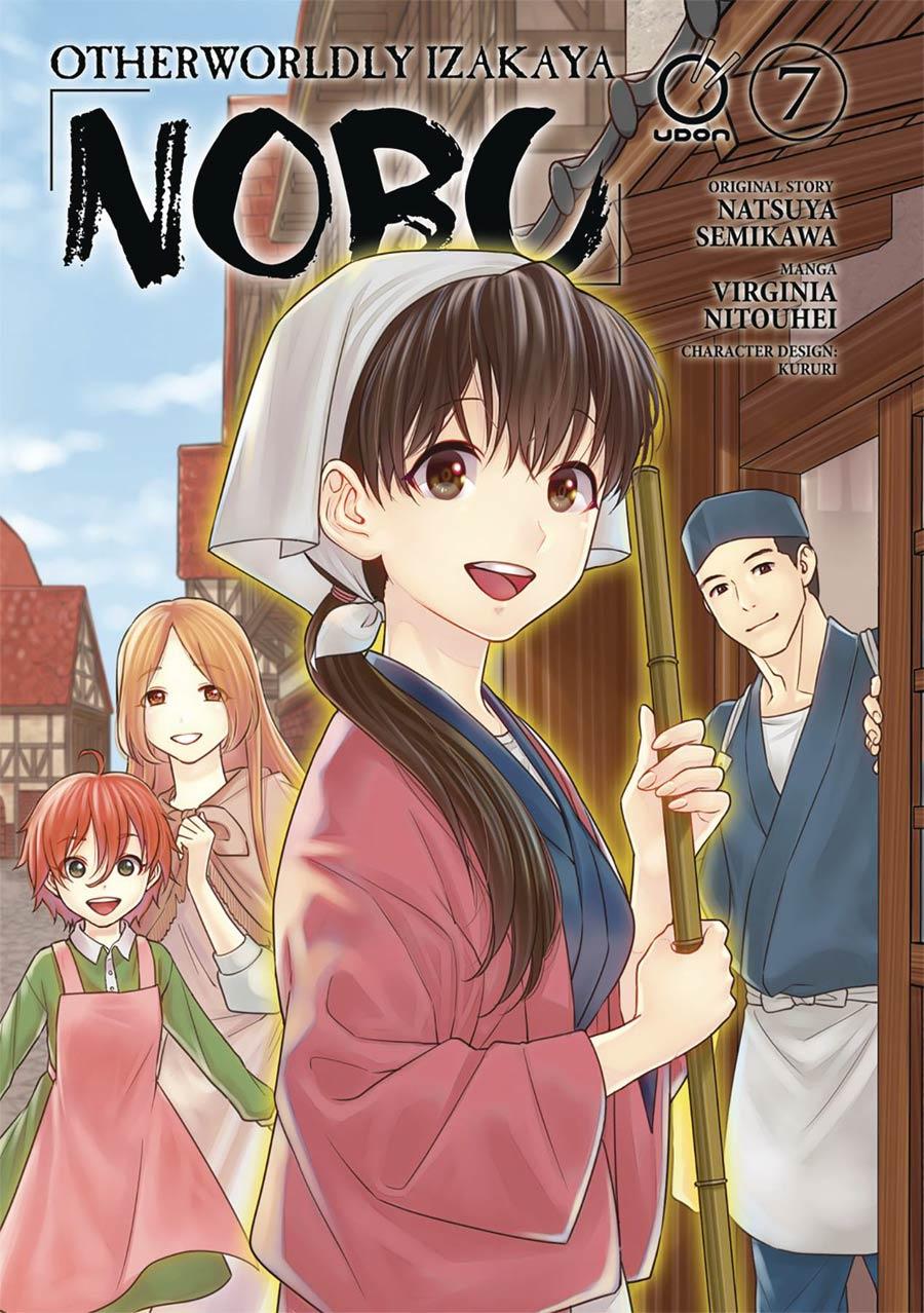 Otherworldly Izakaya Nobu Vol 7 TP