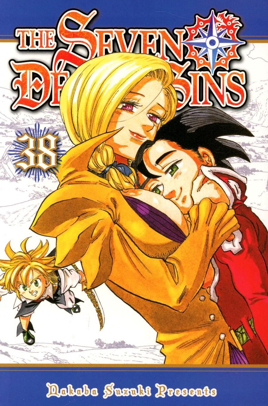 Seven Deadly Sins Vol 38 GN