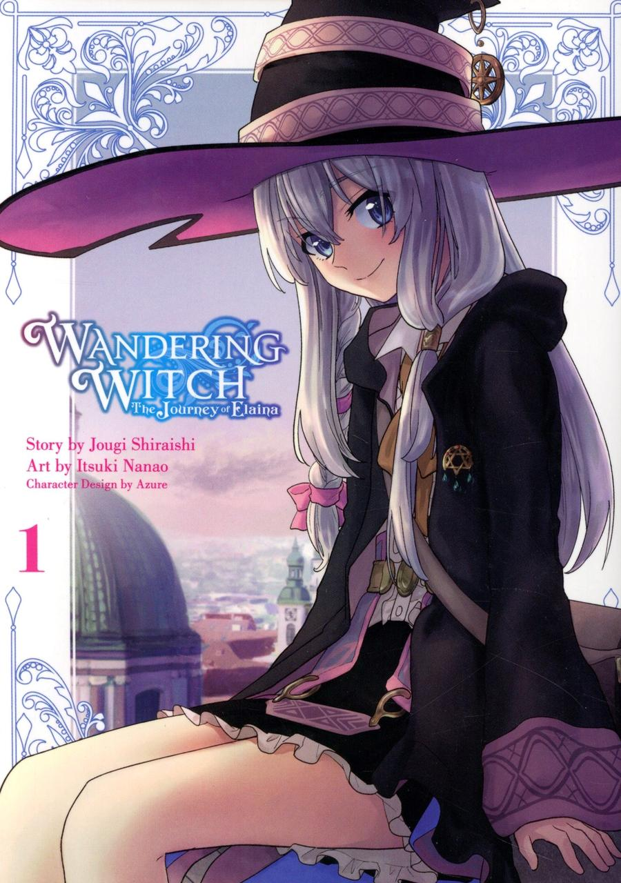 Wandering Witch Journey Of Elaina Vol 1 GN