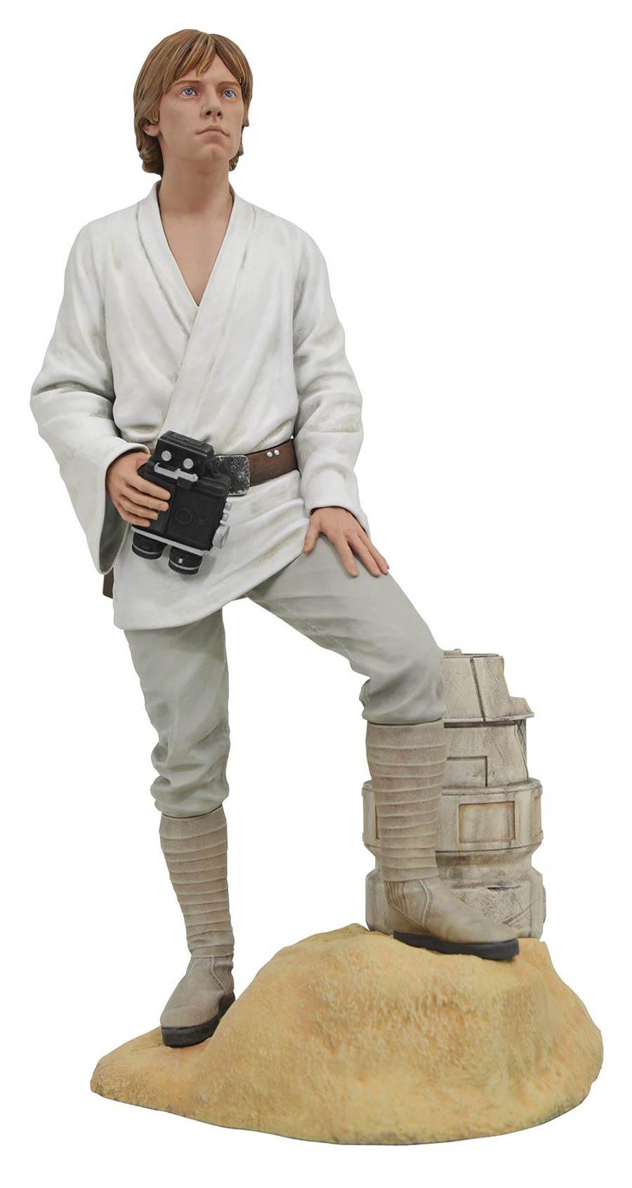 Star Wars Premier Collection Luke Dreamer 1/7 Scale Statue