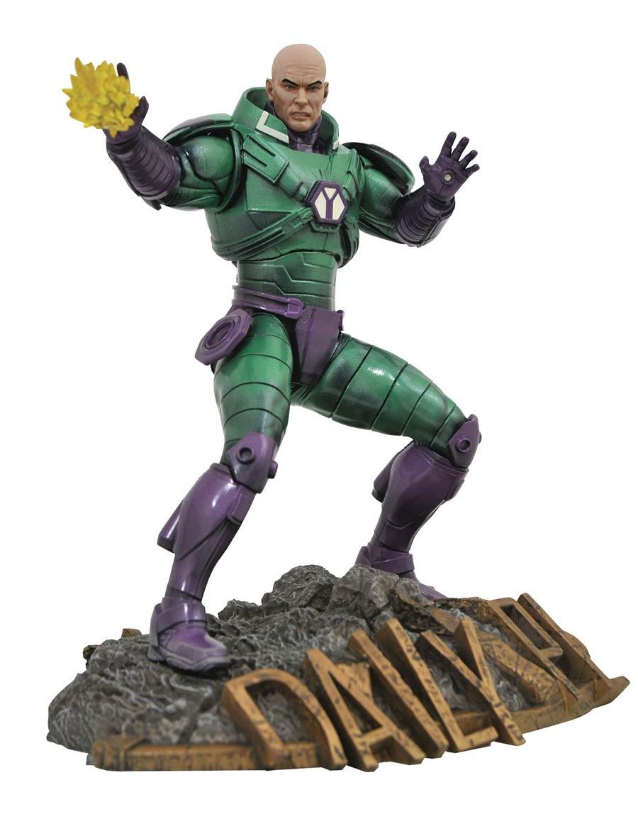 DC Comic Gallery Lex Luthor PVC Statue