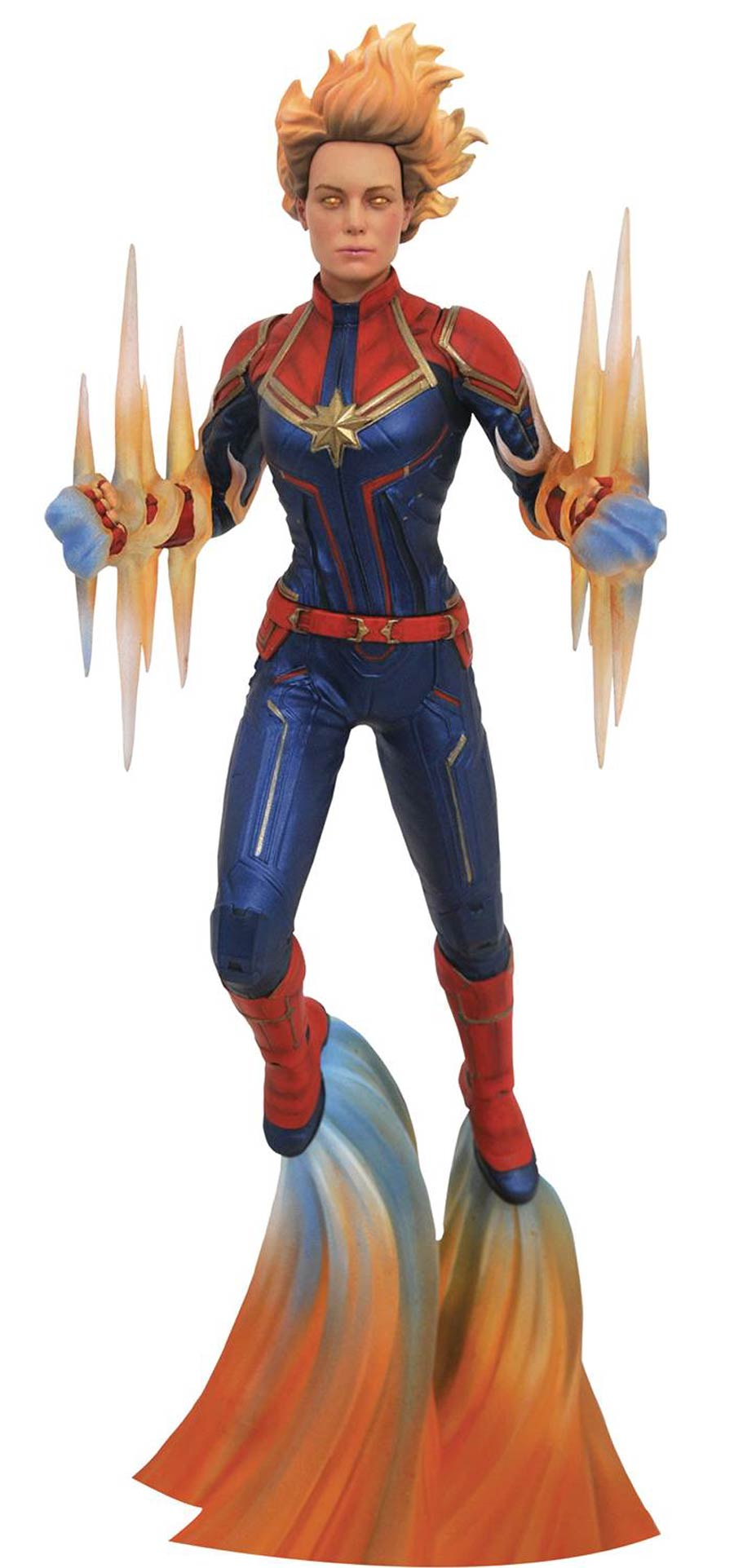 Marvel Movie Gallery Captain Marvel Binary PVC Statue