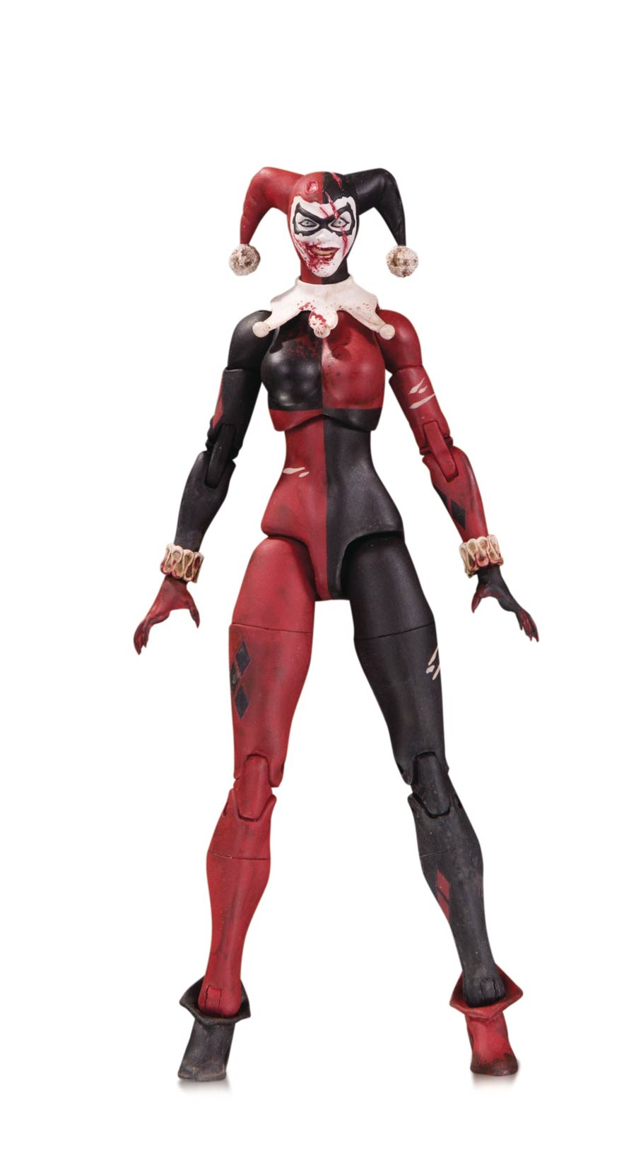 DC Essentials DCeased Harley Quinn Action Figure