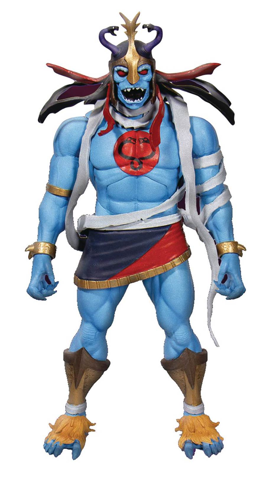 Thundercats Ultimates Wave 2 Mumm-Ra The Ever-Living Action Figure - RESOLICITED