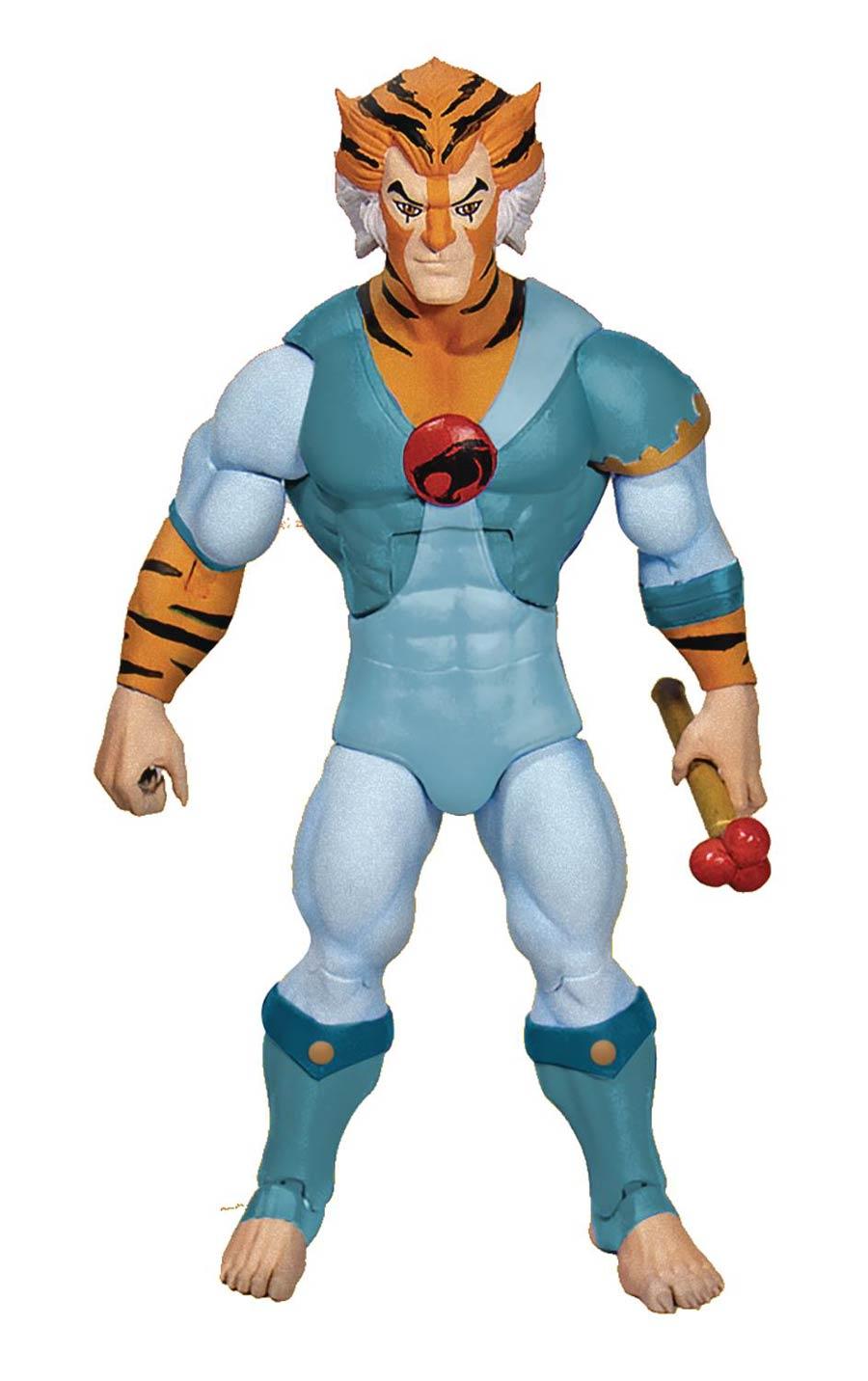 Thundercats Ultimates Wave 2 Tygra The Scientist Warrior Action Figure