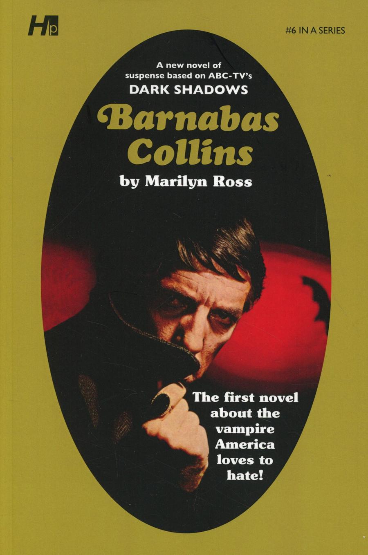 Dark Shadows Paperback Library Novel Vol 6 Barnabas Collins TP
