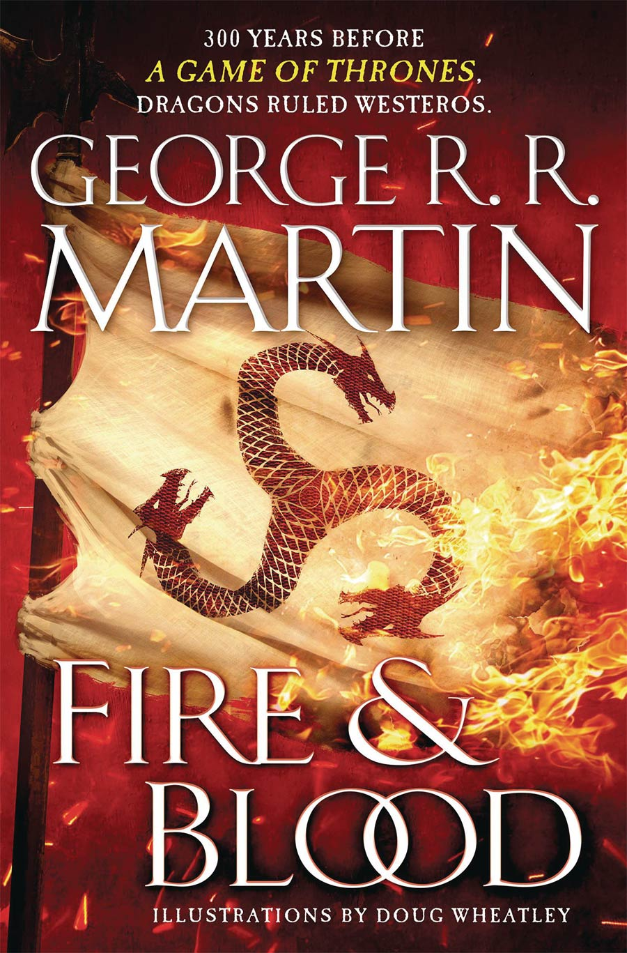 Fire And Blood TP