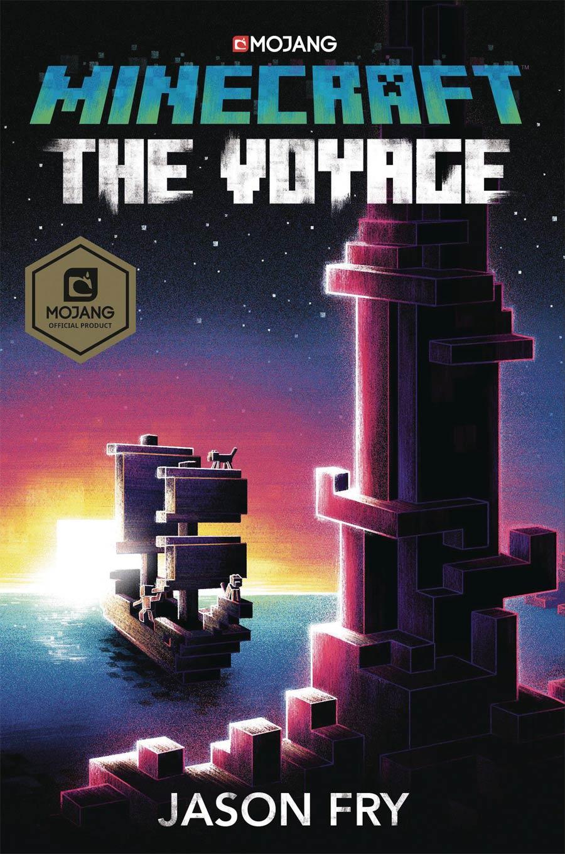 Minecraft The Voyage Novel HC