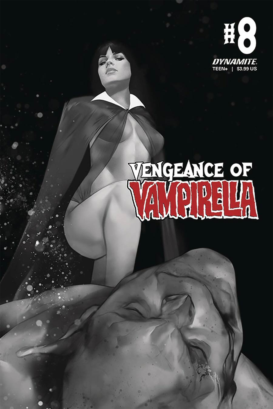 Vengeance Of Vampirella Vol 2 #8 Cover O Regular Lucio Parrillo Cover CGC Graded