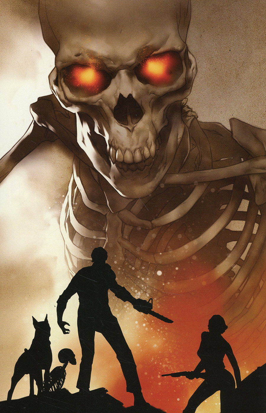 Death To The Army Of Darkness #4 Cover N Limited Edition Ben Oliver Virgin Cover