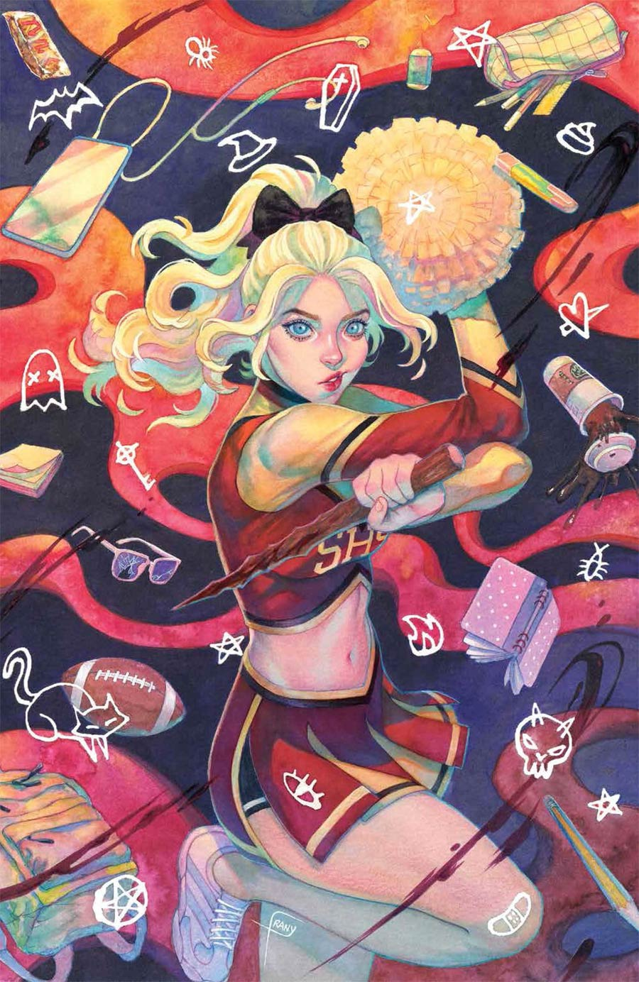 Buffy The Vampire Slayer Vol 2 #15 Cover D Incentive Frany Variant Cover