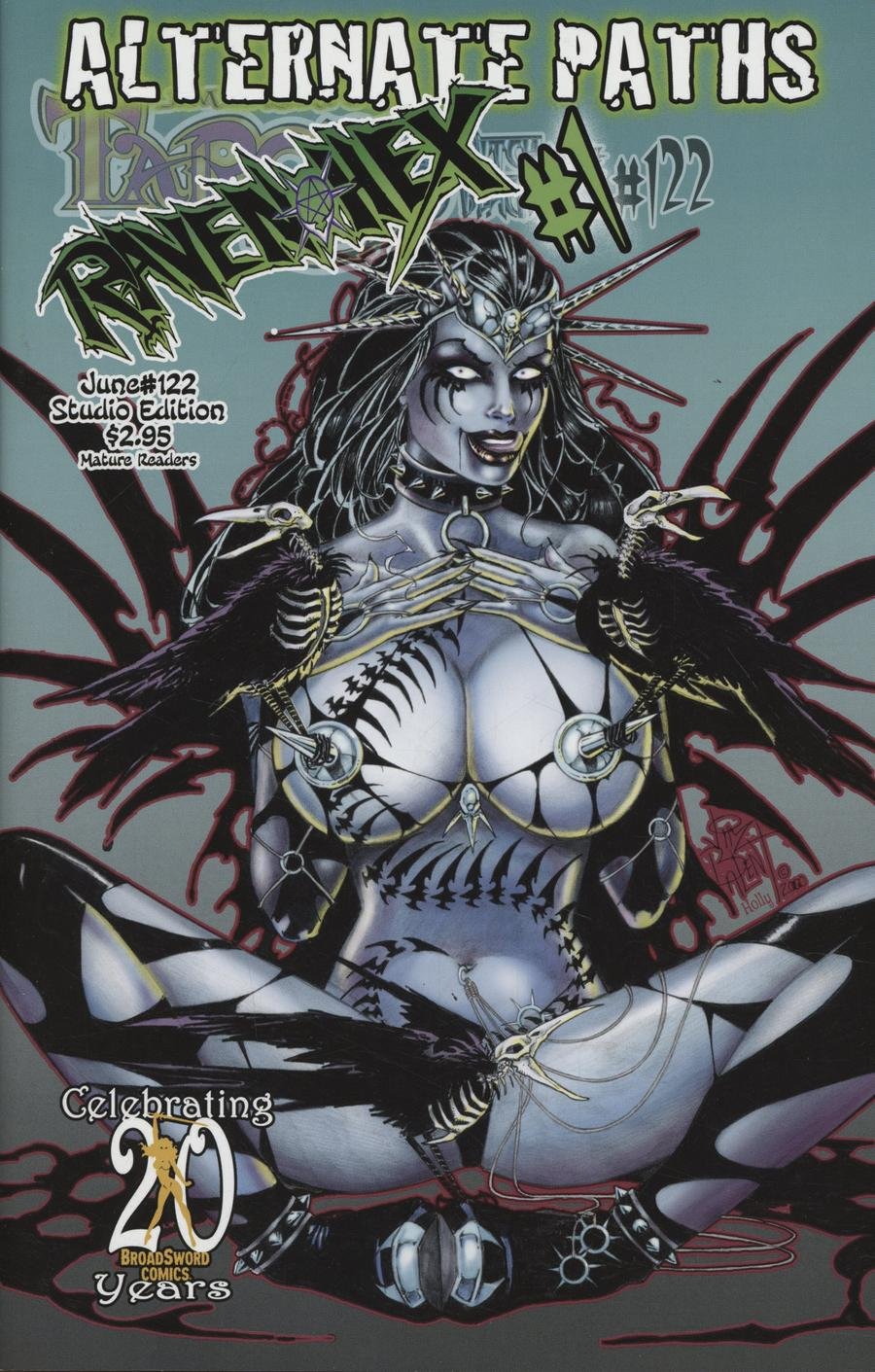 Tarot Witch Of The Black Rose #122 Cover C Incentive Special Variant Cover