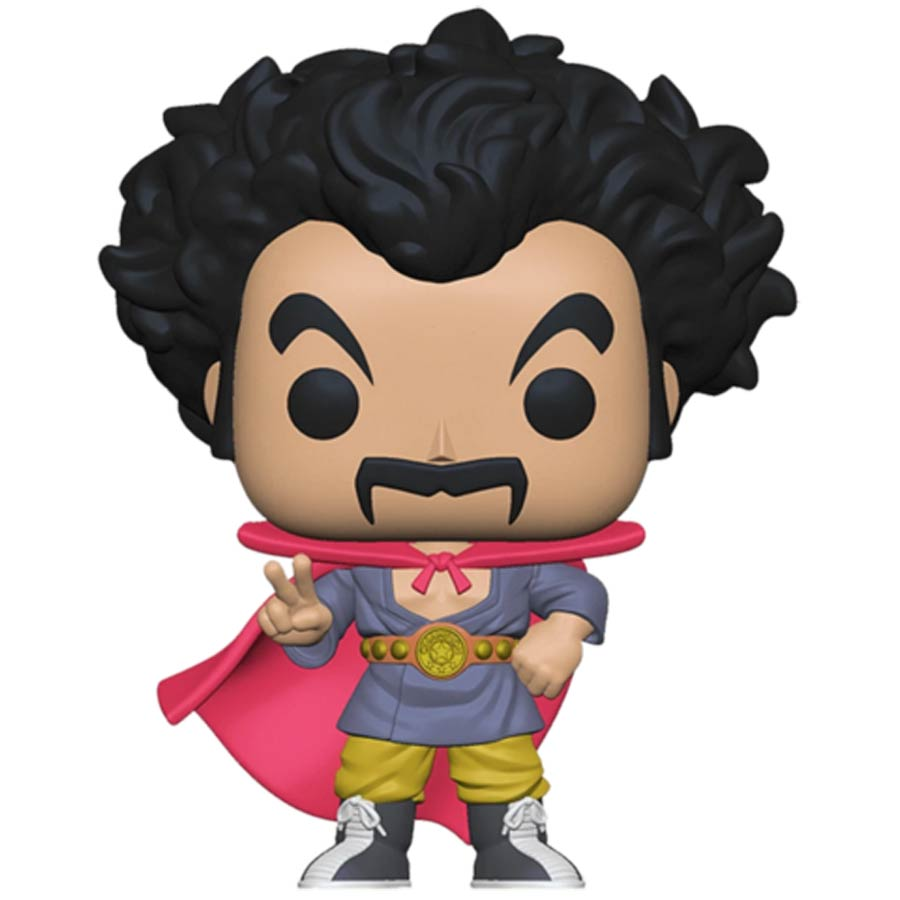 POP Animation Dragon Ball Super Hercule Vinyl Figure