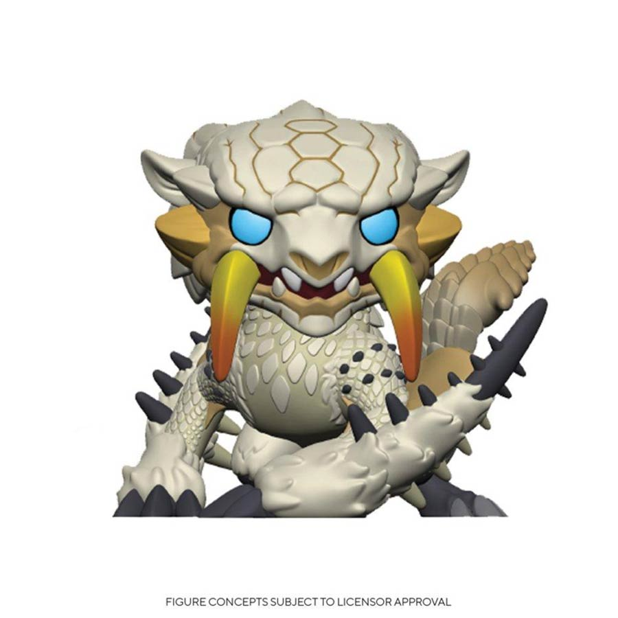 POP Animation Monster Hunter Frostfang Vinyl Figure