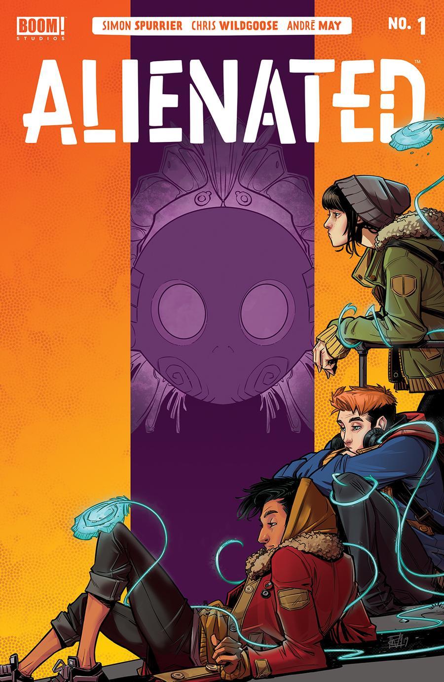 Alienated #1 Cover E 2nd Ptg