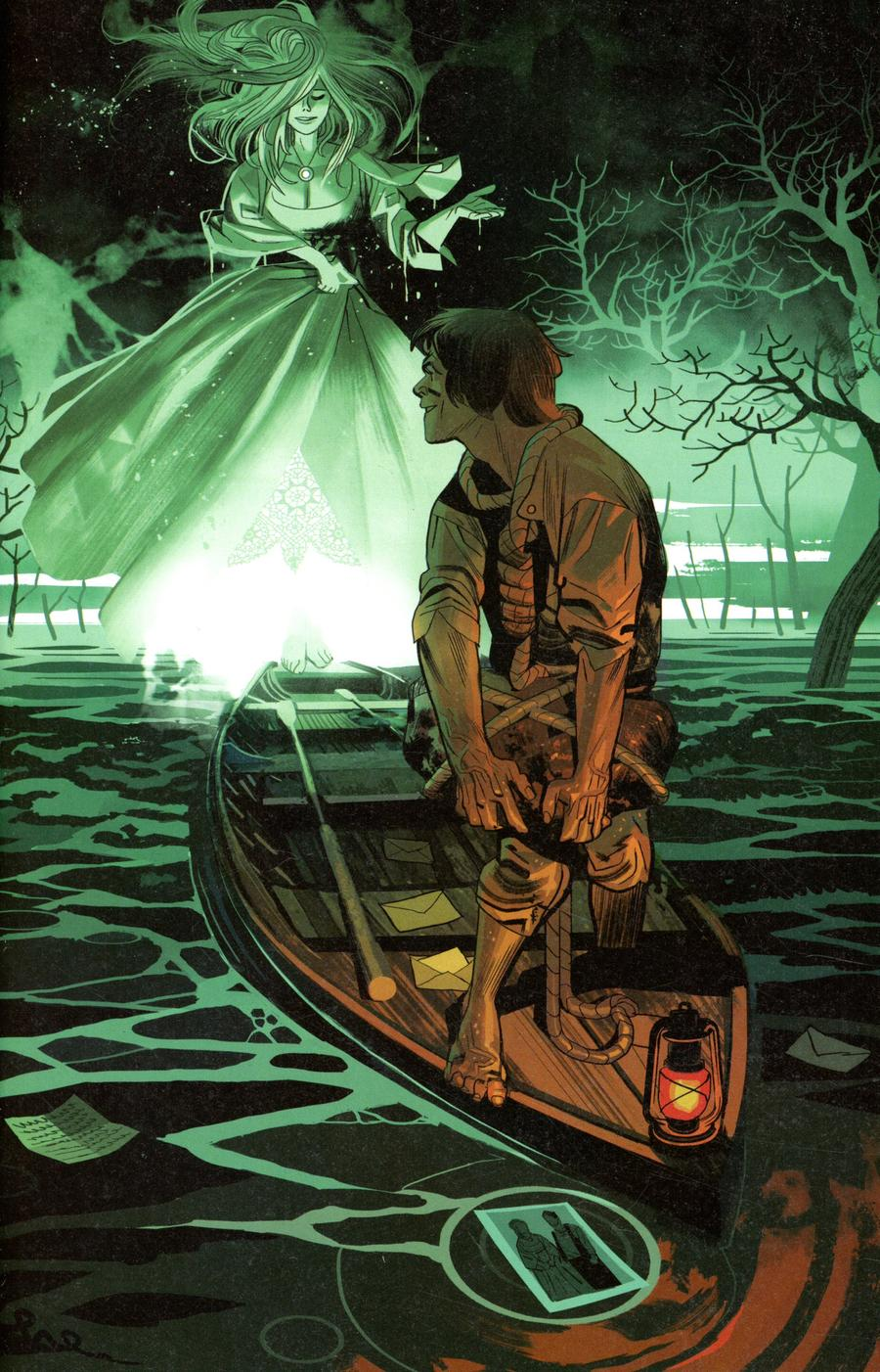 Jim Hensons Storyteller Ghosts #1 Cover C Variant Lorenzo De Felici Cover