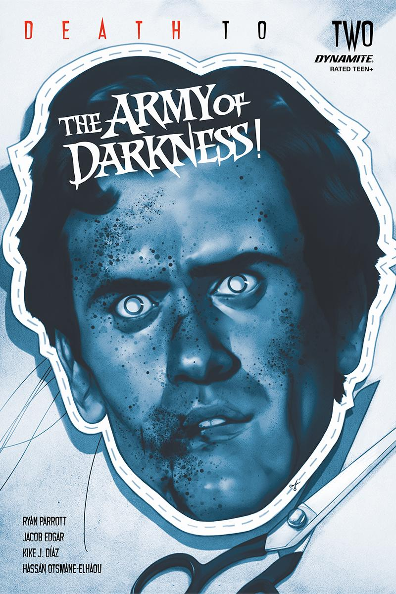 Death To The Army Of Darkness #2 Cover I Incentive Ben Oliver Tint Cover