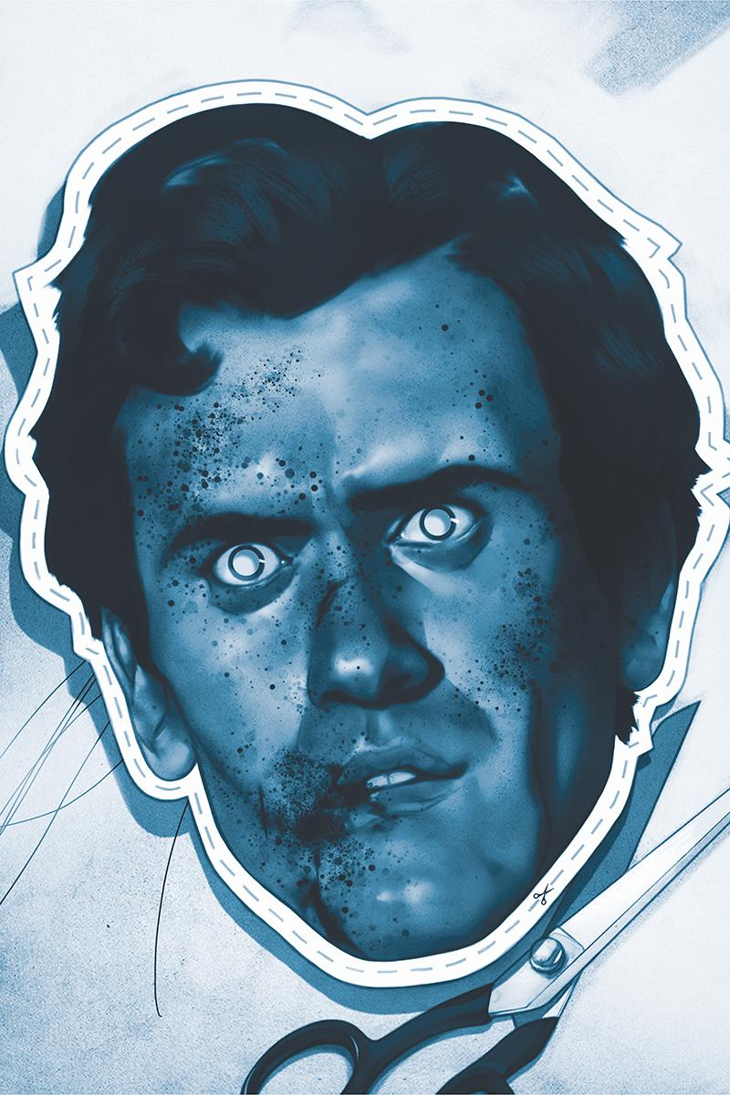 Death To The Army Of Darkness #2 Cover J Incentive Ben Oliver Tint Virgin Cover