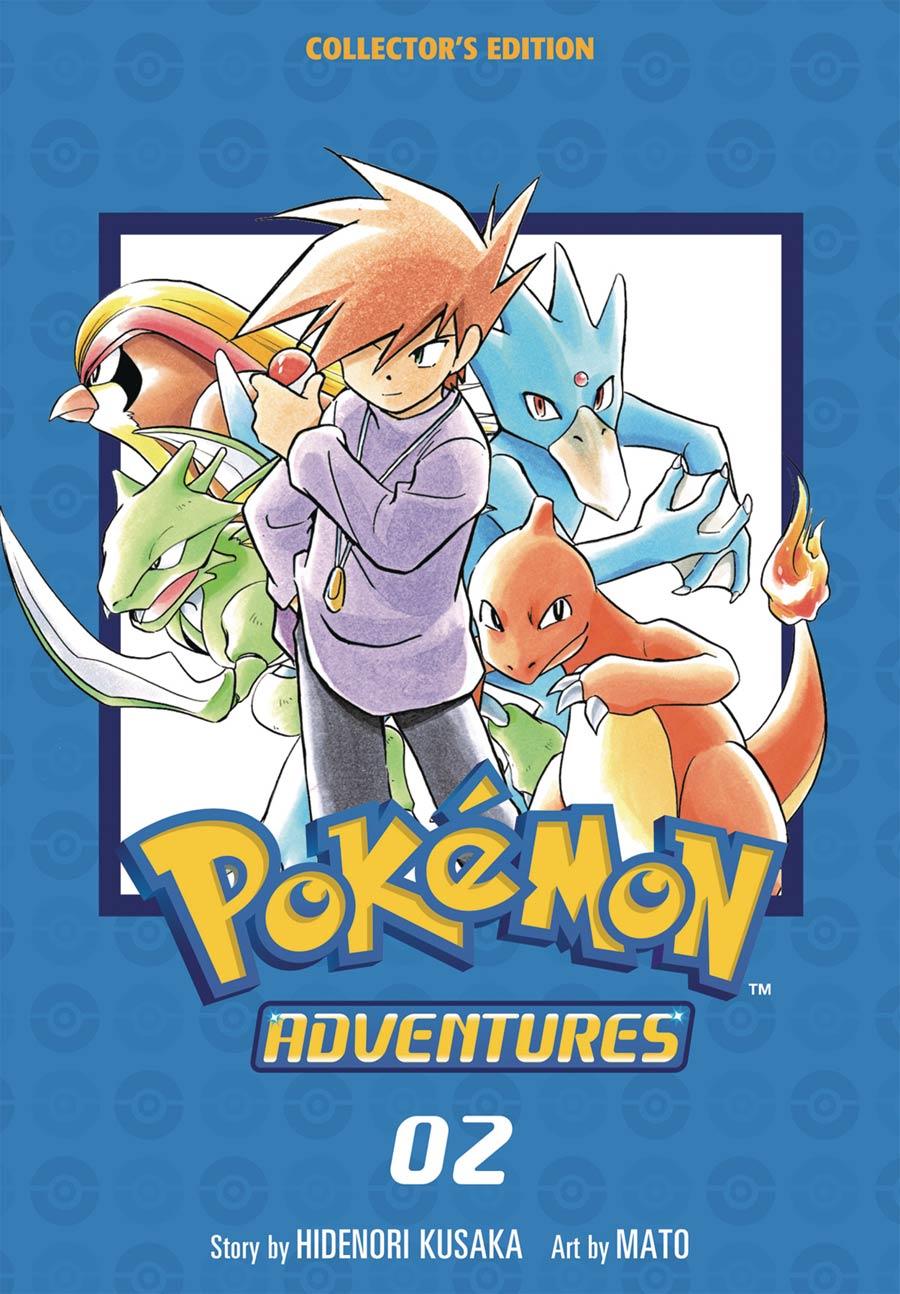 Pokemon Adventures Collectors Edition Vol 2 GN