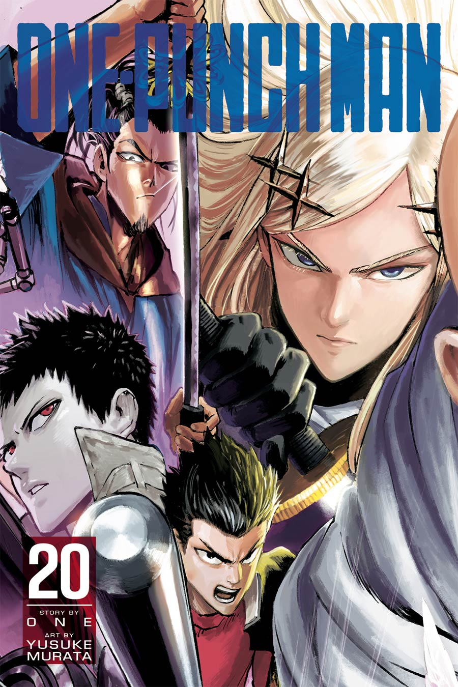 One-Punch Man Vol 20 GN