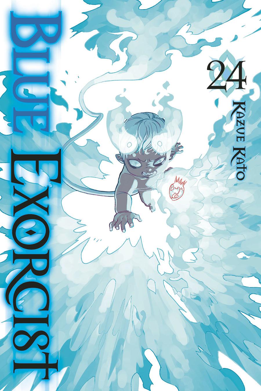 Blue Exorcist Vol 24 TP