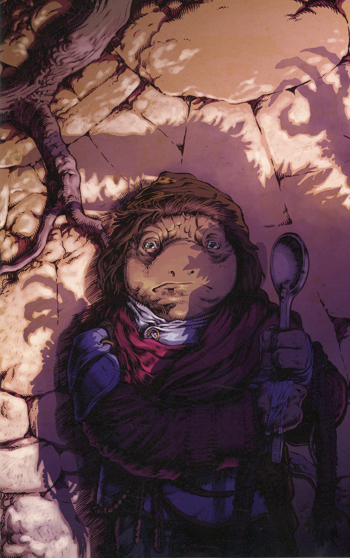 Jim Hensons Dark Crystal Age Of Resistance #7 Cover C Variant Conor Nolan Cover