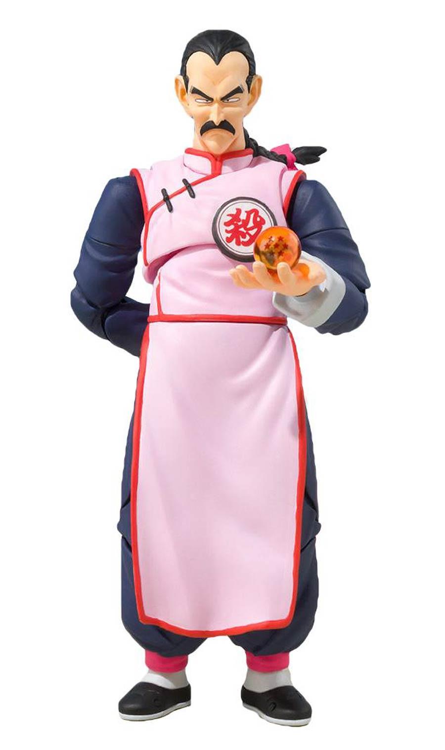 Dragon Ball S. H. Figuarts - Tao Pai Pai Action Figure
