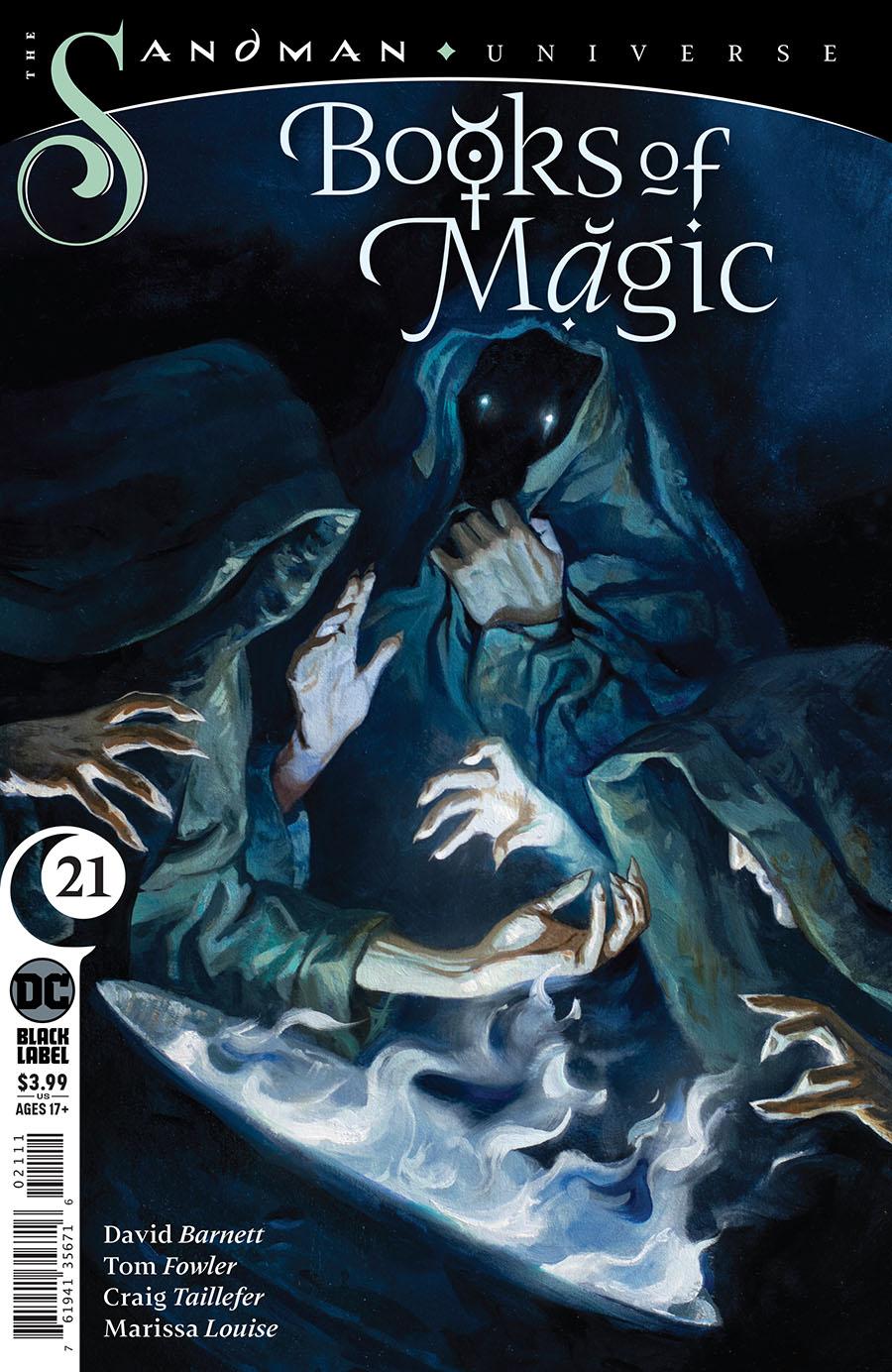 Books Of Magic Vol 3 #21