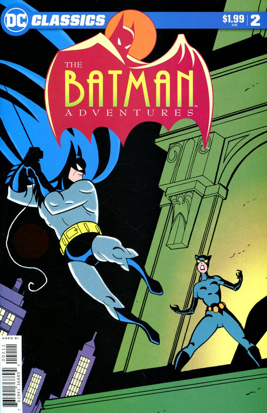 DC Classics Batman Adventures #2