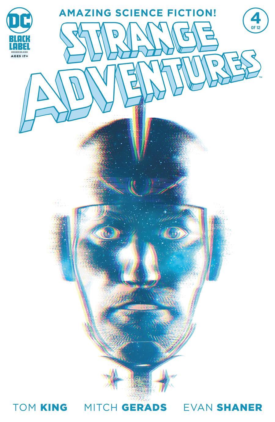 Strange Adventures Vol 4 #4 Cover B Variant Evan Doc Shaner Cover