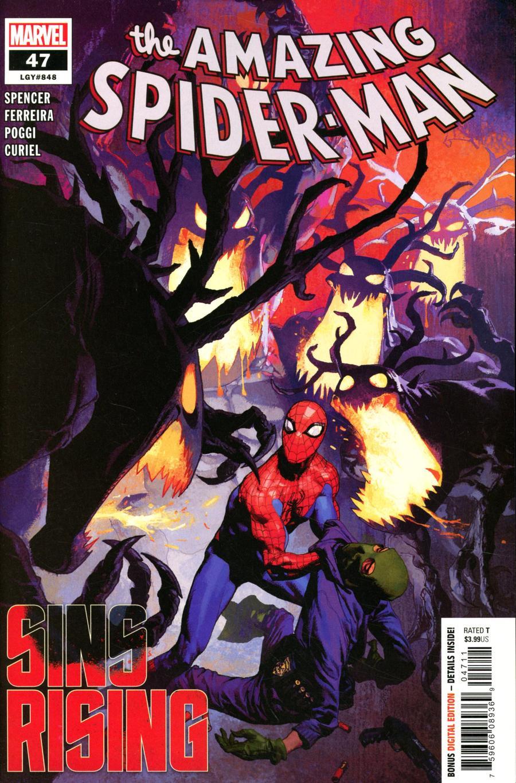 Amazing Spider-Man Vol 5 #47 Cover A Regular Josemaria Casanovas Cover