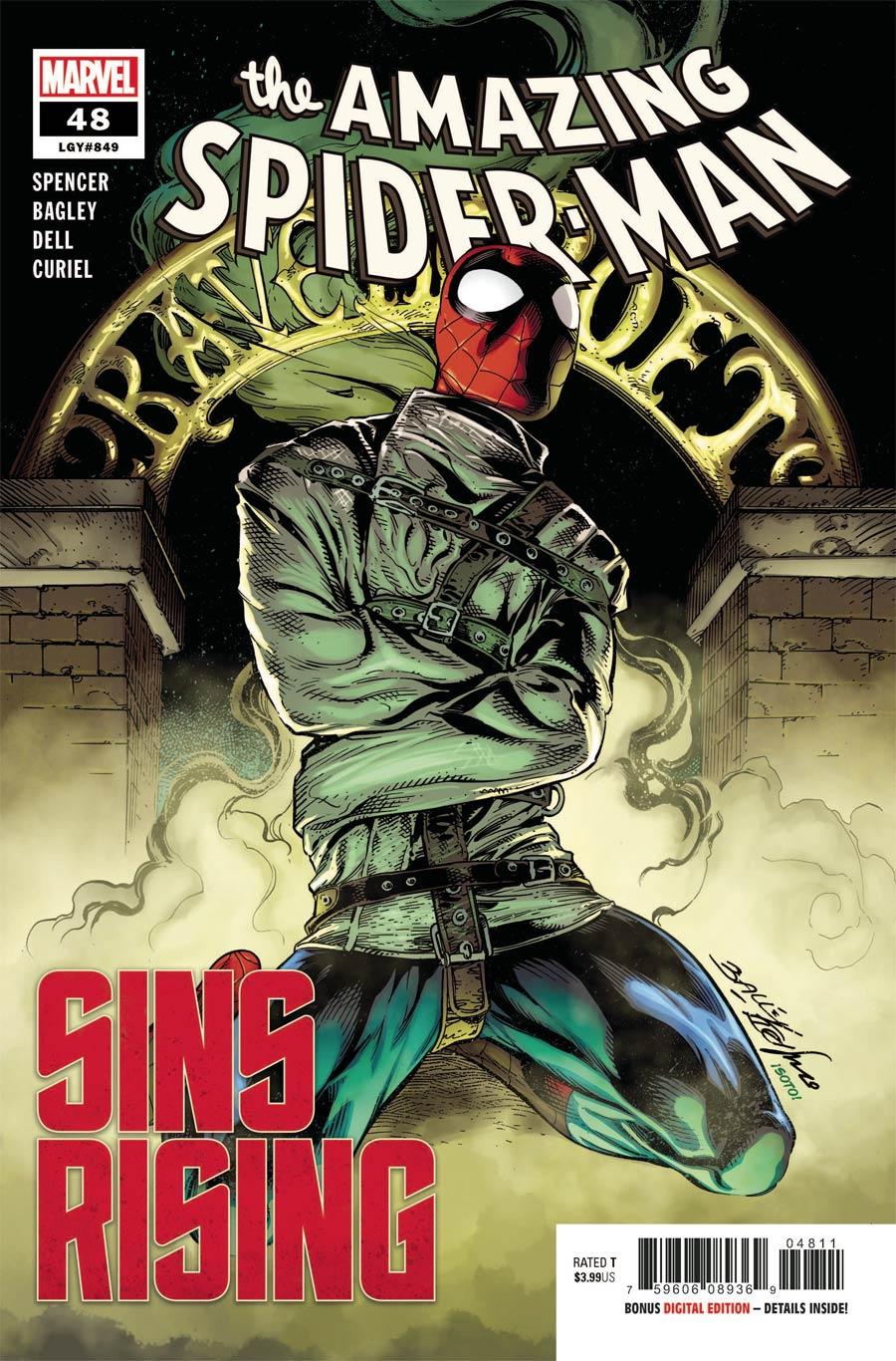 Amazing Spider-Man Vol 5 #48 Cover A Regular Mark Bagley Cover