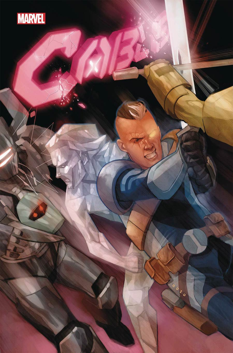 Cable Vol 4 #4 Cover A 1st Ptg