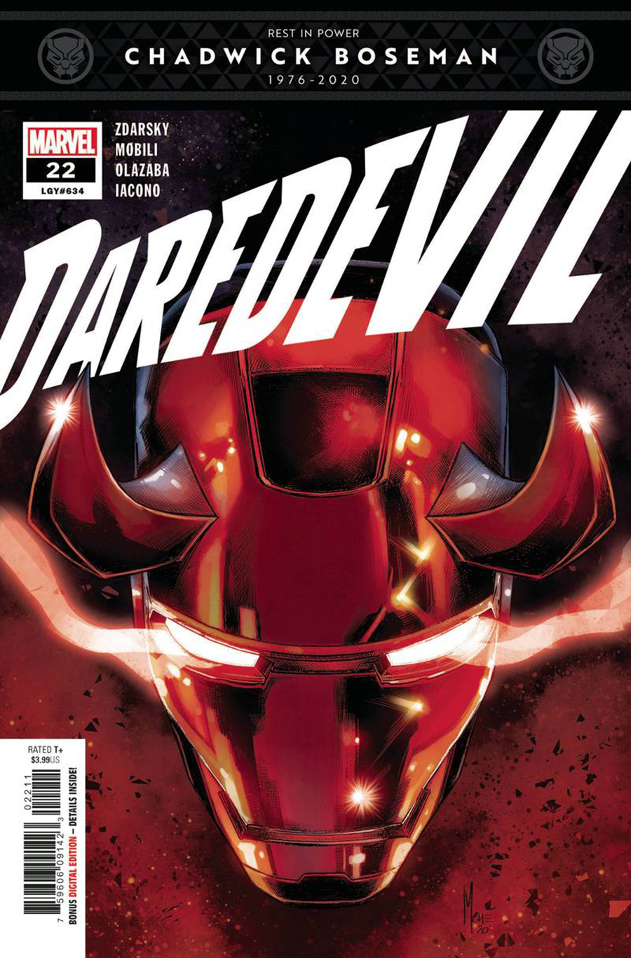 Daredevil Vol 6 #22